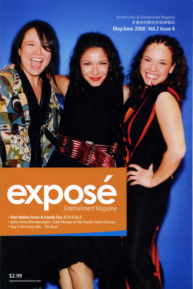 Exposé Magazine