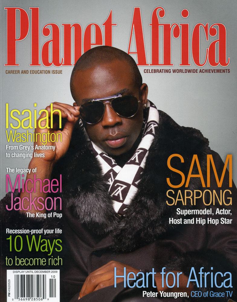 Planet Africa- - Dec. 2009