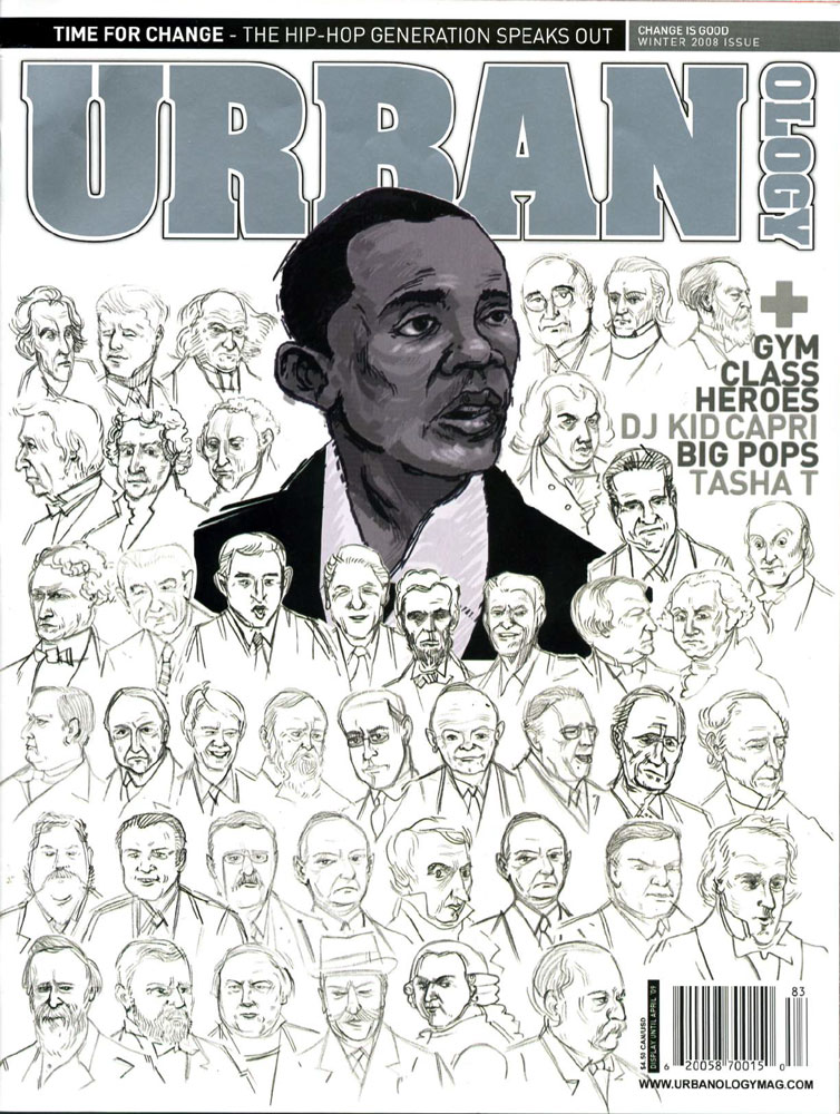 Urbanology - Winter 2008