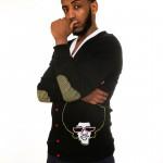 Afrodelik - Cardigan, black
