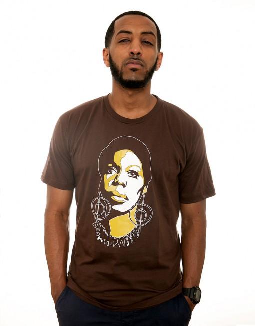 Afrodelik - Nina Simone, men